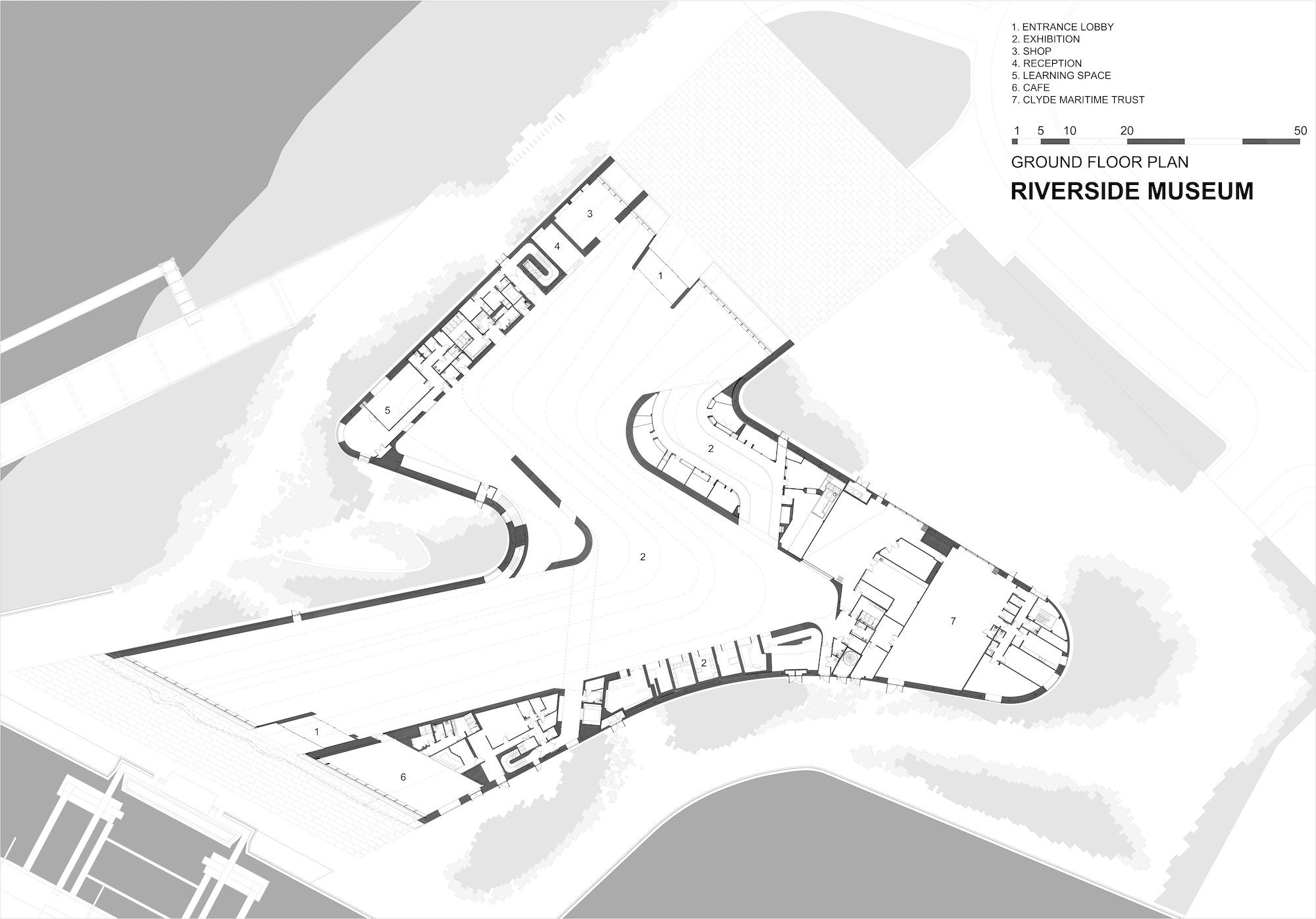 Riverside Museum Danish Architecture Center Dac