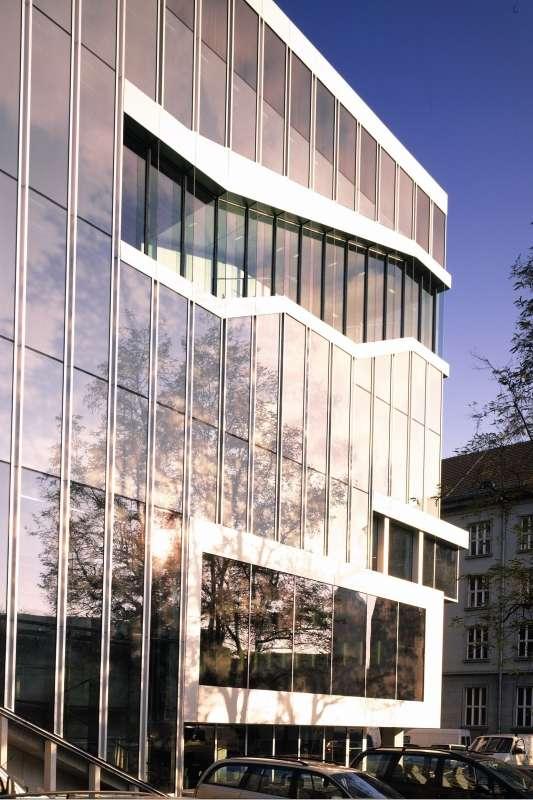 Netherlands Embassy, OMA