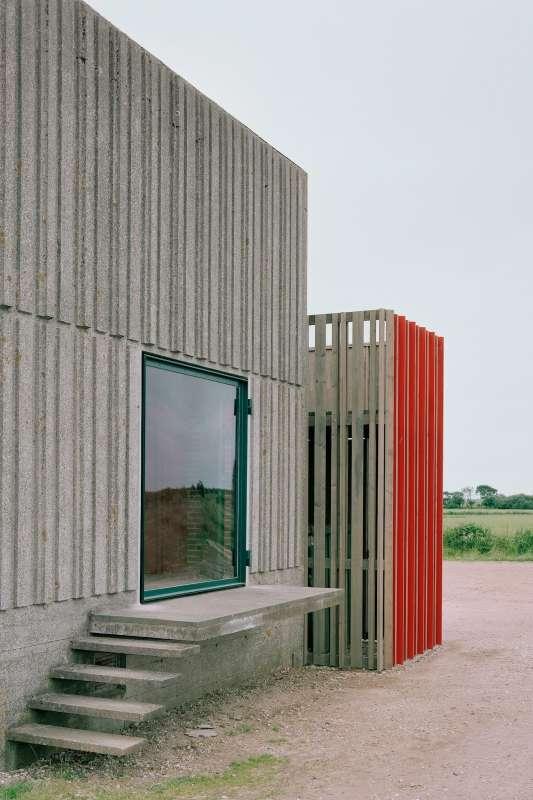 Skjern River Pump Stations, Johansen Skovsted Arkitekter