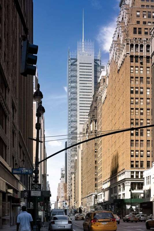 The New York Times Building, Renzo Piano Building Workshop