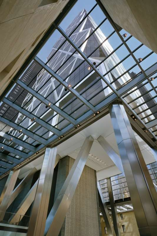Hearst Tower, Foster + Partners