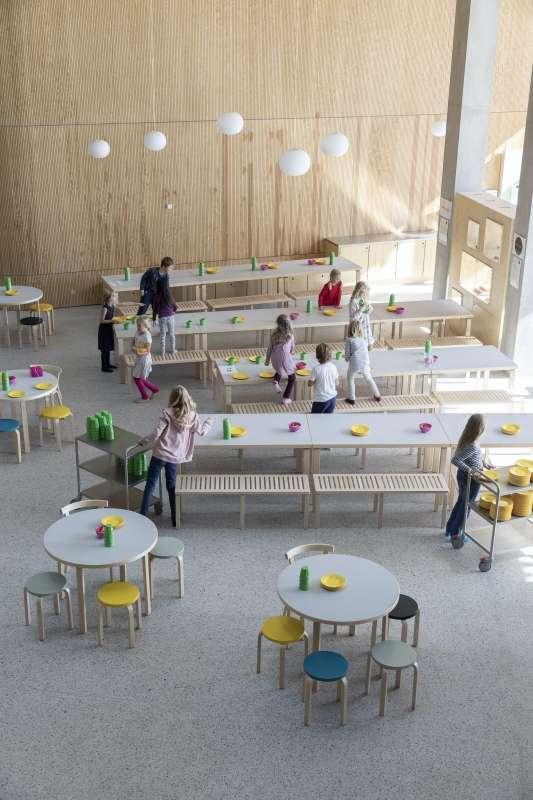 Kalvebod Fælled School, Lundgaard & Tranberg
