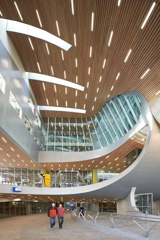 Arnhem Transfer Terminal, UNStudio