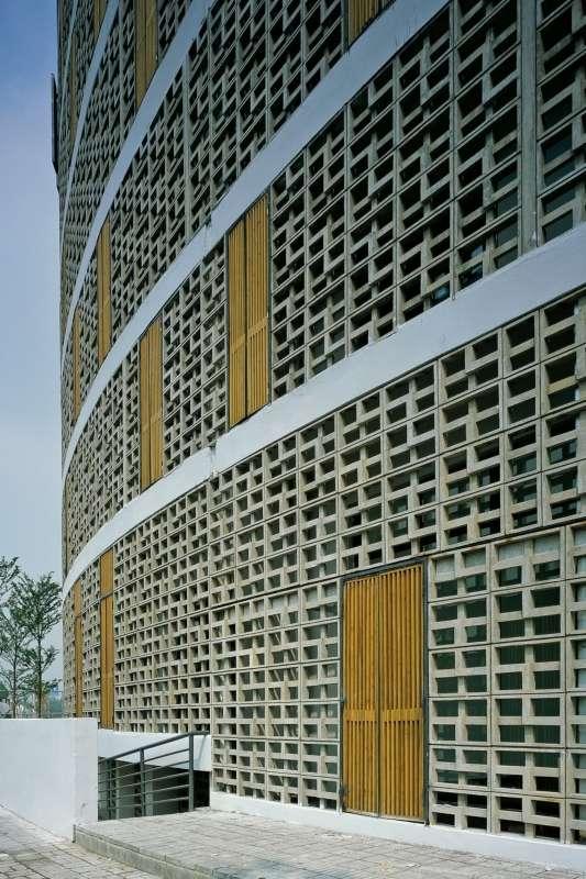 Tulou Collective Housing, URBANUS