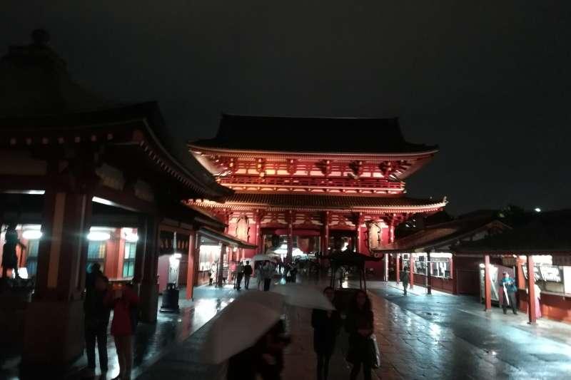 Tempel, Japan