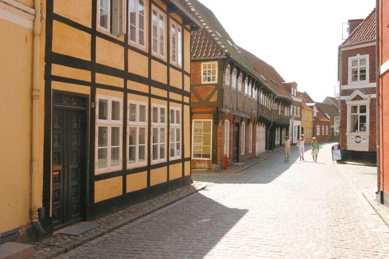 Ribes Middelalderby