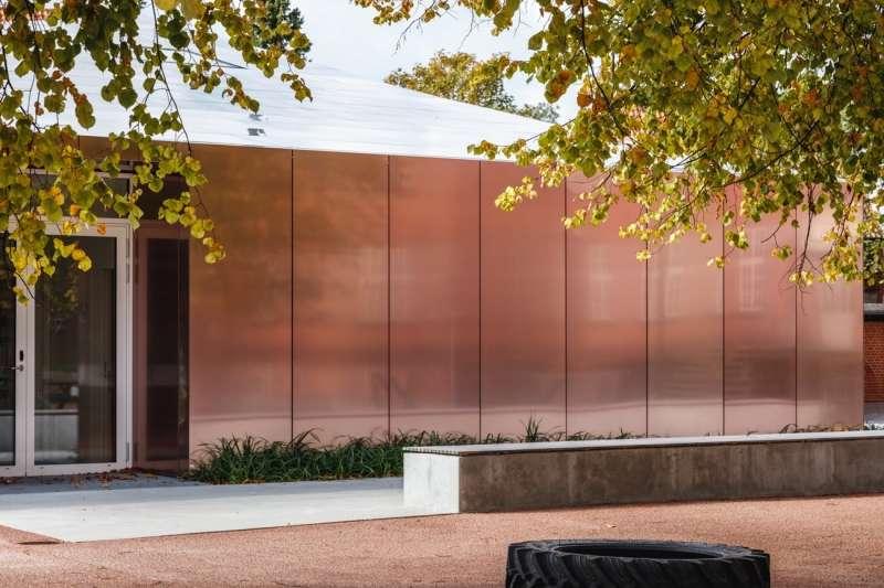 House of the Arts, Svendborg Architects