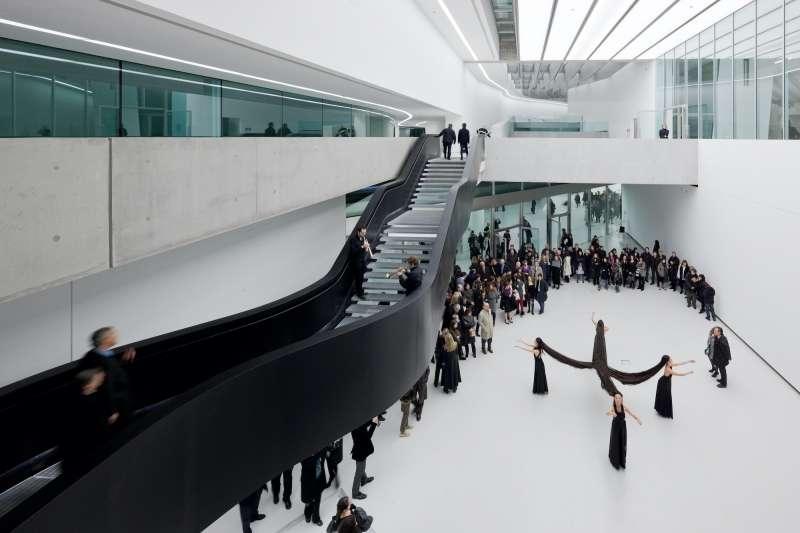 MAXXI Museum, Zaha Hadid Architects