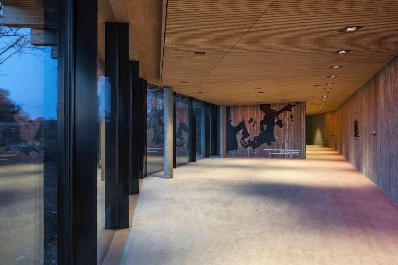 Hammershus Visitor Center, Arkitema