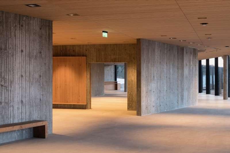 Hammershus Visitor Center, Arkitema & Christoffer Harlang