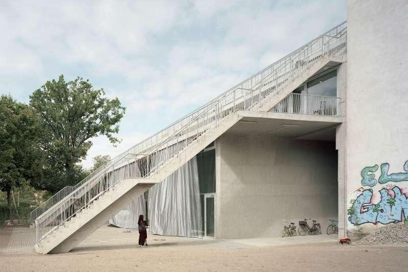 Terrassenhaus Berlin, Brandlhuber+