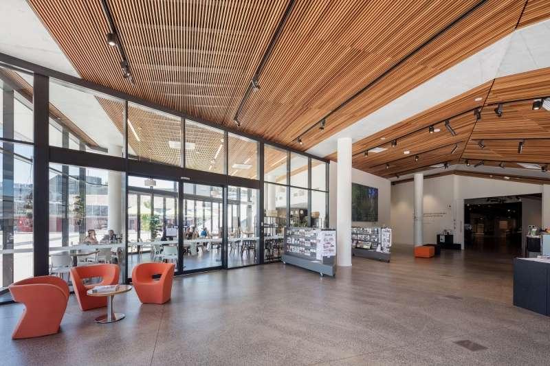 Orange Regional Museum, Crone Partners