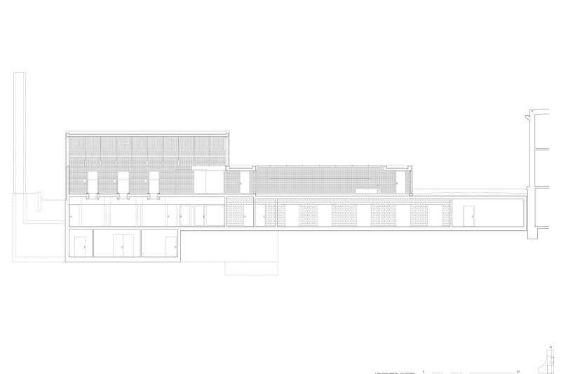Crematorium in Basel, Arkitekturbüro Garrigues Maurer
