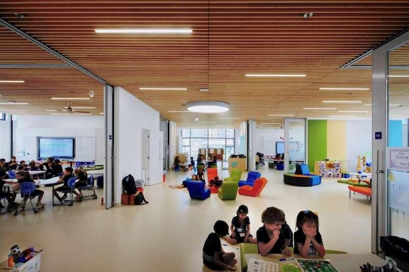French International School, Henning Larsen Architects