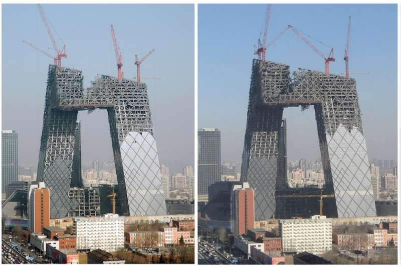 CCTV Headquarters, OMA