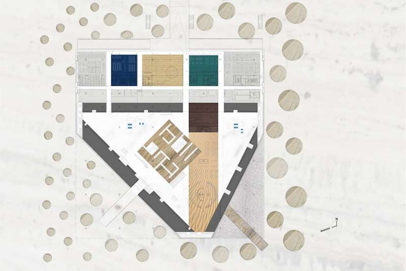Qatar National Library, OMA