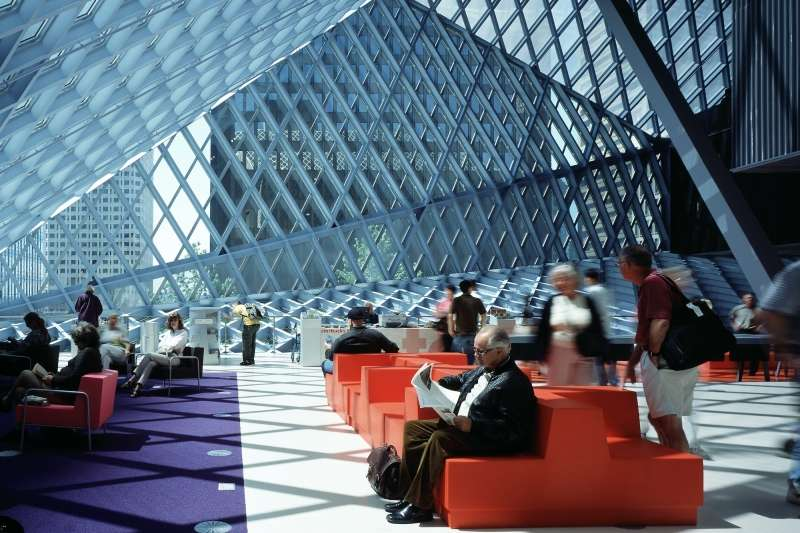 Seattle Public Library, OMA