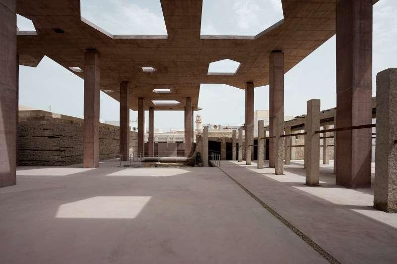 Pearling Site Museum, Valerio Olgiati