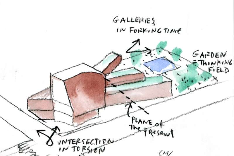 ICA, Steven Holl Architects