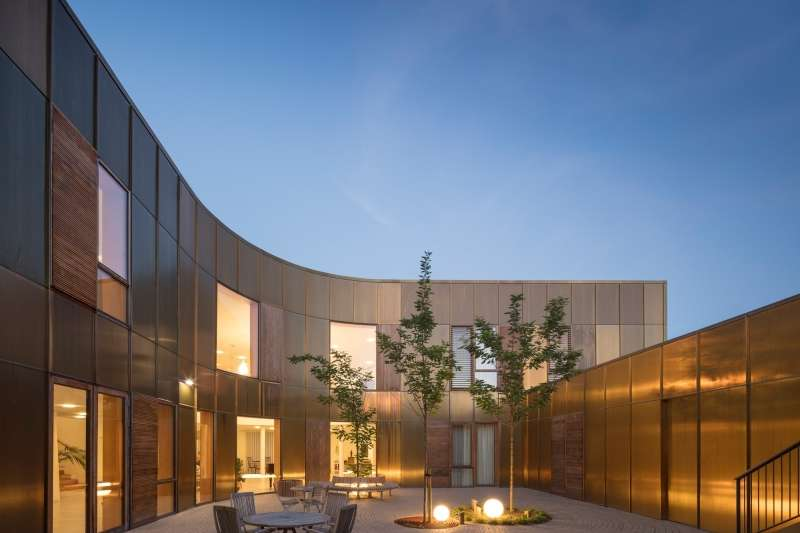 Urban Hospice, NORD Architects
