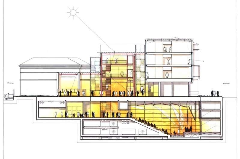 Morgan Library, Renzo Piano Building Workshop