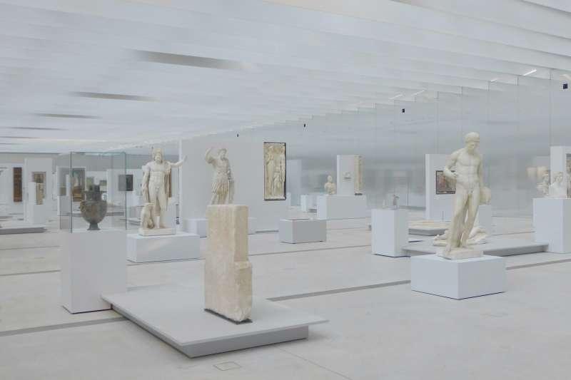 Musée Louvre-Lens, SANAA