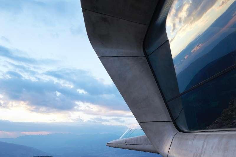 Messner Mountain Museum Corones, ZHA