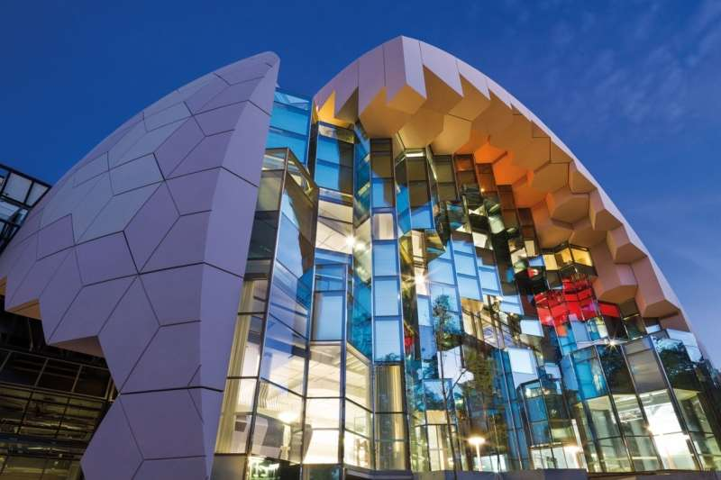 Geelong Library and Heritage Centre, ARM