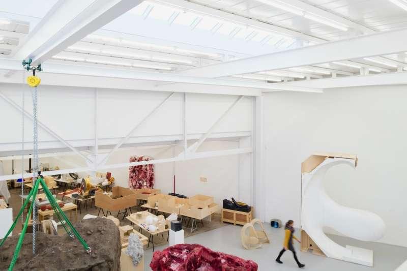Anish Kapoor Studios, Caseyfierro
