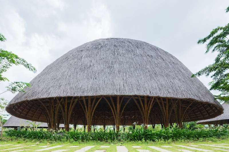Diamond Island Community Center, Vo Trong Nghia