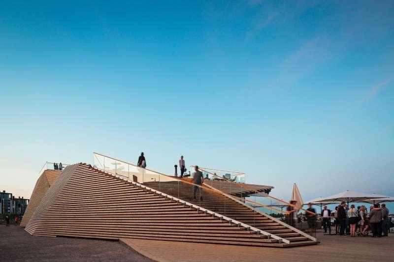 Löyly Sauna, Avanto Architects