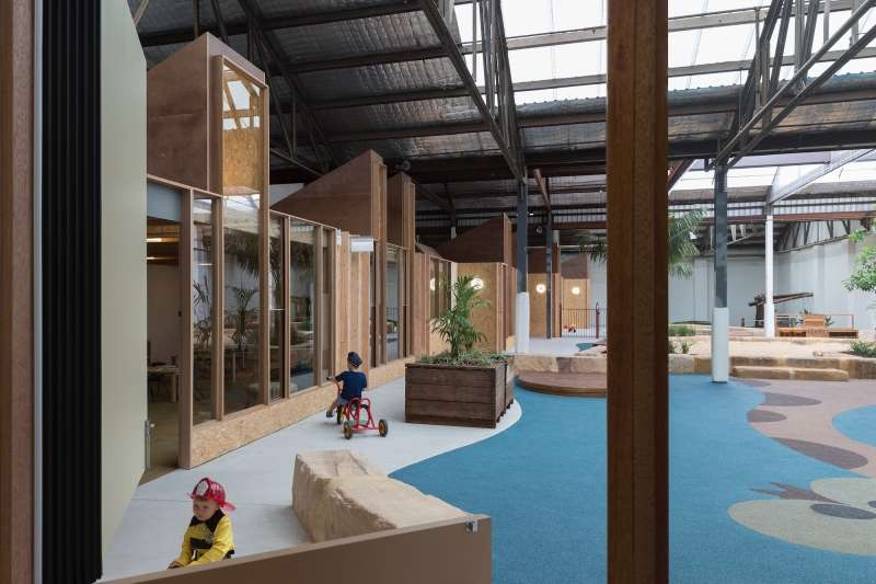 Camperdown Childcare Center, CO-AP