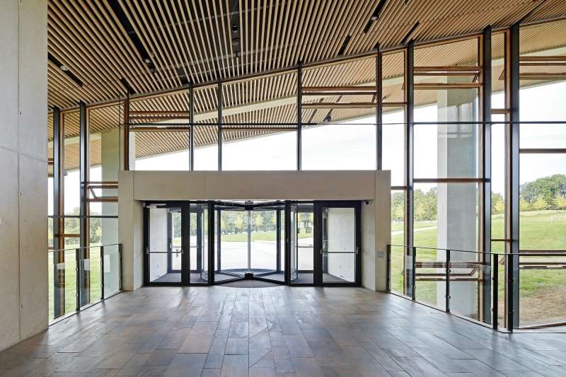 Moesgaard Museum, Henning Larsen Architects