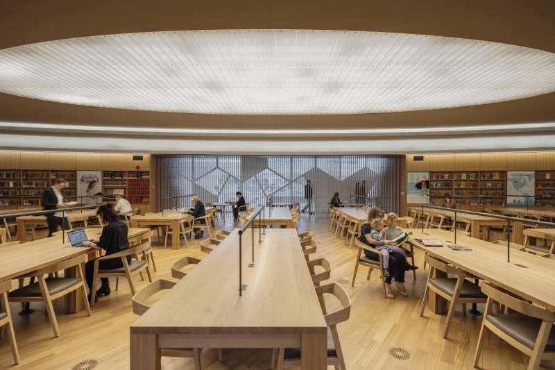 Calgary Central Library, Snøhetta