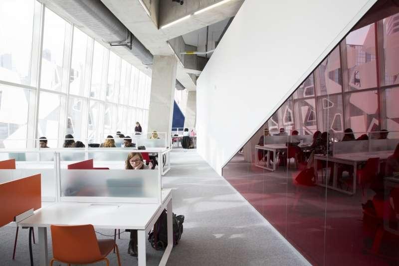 Ryerson Student Learning Centre, Snøhetta